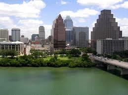 Austin, location of the Austin presentation skills training course