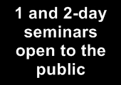Presentation skills seminars, classes & courses for the general public